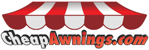 CheapAwnings.com Logo